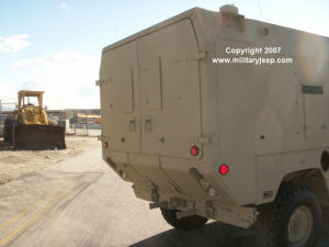 Humvee Command Vehicle